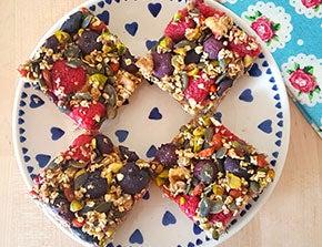 rainbow_berry_protein_crumble_bars